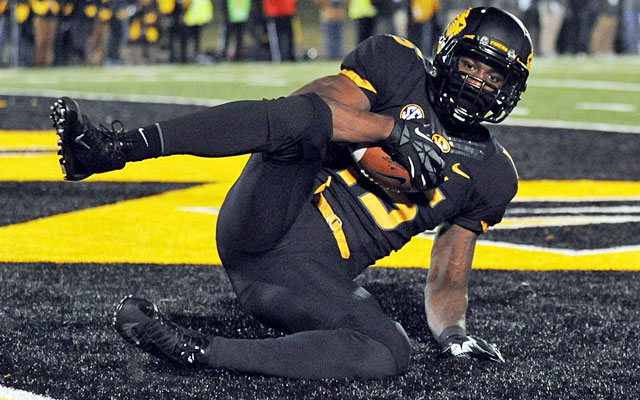 WR Dorial Green-Beckham is a dangerous third weapon for Missouri on offense. (USATSI)
