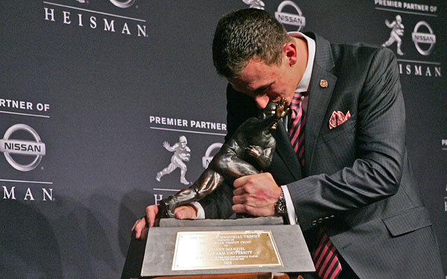 Johnny Manziel was the first freshman Heisman winner; it looks like there will be a another. (USATSI)