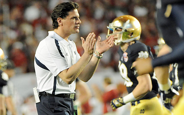Diaco, winner of the 2012 Broyles Award as the nation's top assistant coach, will get a five-year deal with UConn. (USATSI)
