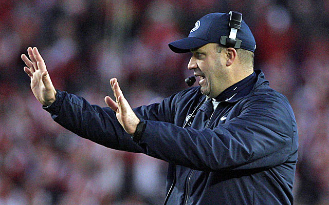 For all Bill O'Brien has done at Penn State, there should be no outrage. (USATSI)