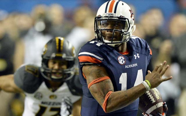 Nick Marshall has come a long way since being a cornerback for Georgia. (USATSI)