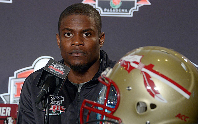 Florida State DB Lamarcus Joyner found himself talking about Alabama and the SEC. (USATSI)