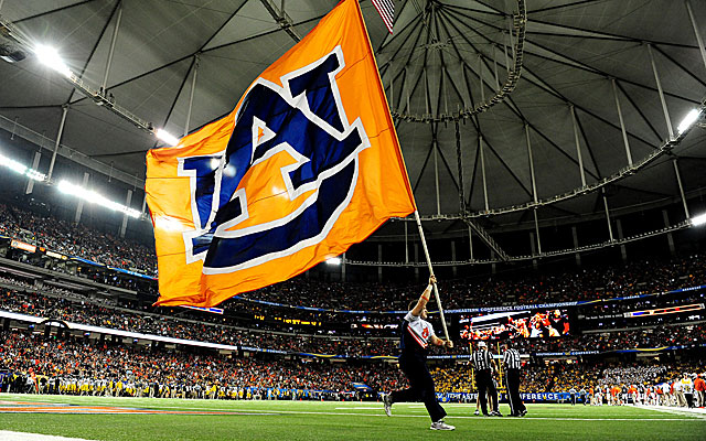 Is Auburn a team of destiny? (USATSI)