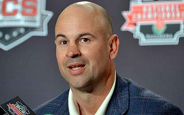 Jeremy Pruitt will likely be among the highest-paid coordinators in the SEC.   (USATSI)