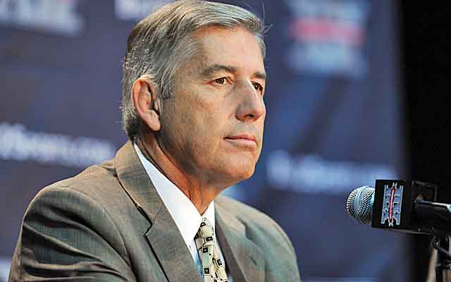 The Big 12's Bob Bowlsby says adjusting the NCAA's amateur model is a slippery slope.   (USATSI)