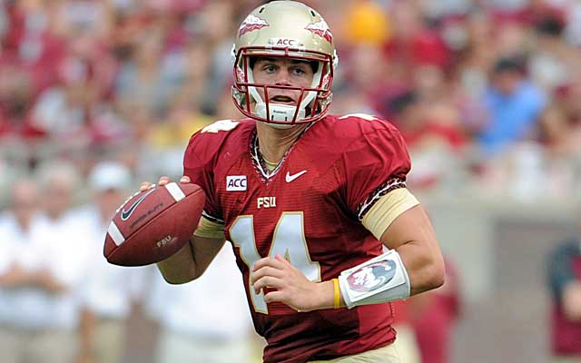 Jacob Coker grew up a Tide fan and followed AJ McCarron as the starting QB at St. Paul's in Mobile, Alabama.  (USATSI)