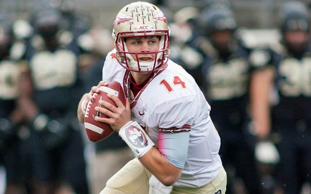 Could Jacob Coker be taking over the Tide offense next season? (USATSI)