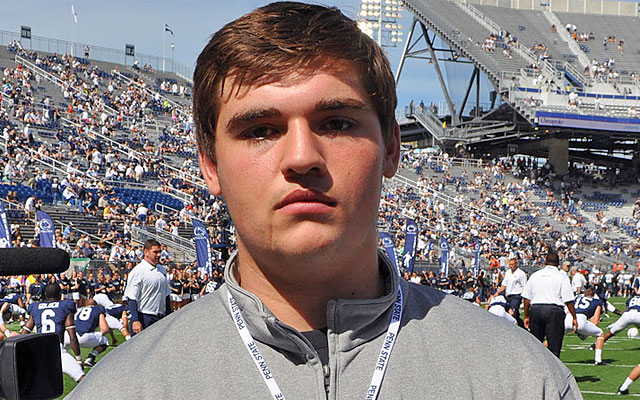 Ryan Bates -- the No. 15 OT in the Class of 2015 -- is a solid Eastern Pa. committment for PSU. (247Sports)