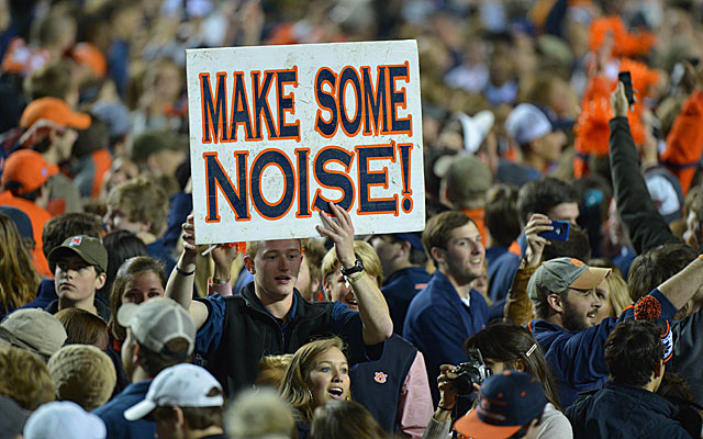 The SEC is still making so much noise, it's hard to believe there's a decline in the sport. (USATSI)