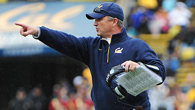 Jeff Tedford has a lot to learn about the pro game, but he's eager to run an offense again.