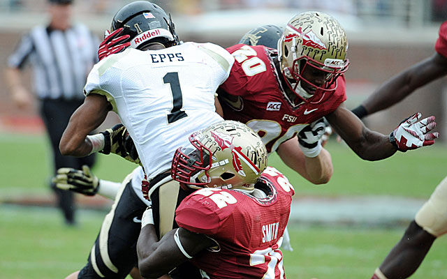 Idaho gave up 80 to Florida State this past season but collected nearly $1M for the beating. (USATSI)