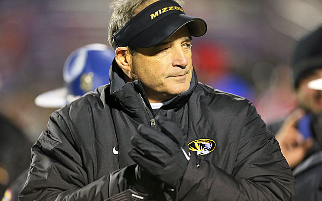 Gary Pinkel dismissed his team's best player Friday, and it was the best move for both sides. (USATSI)