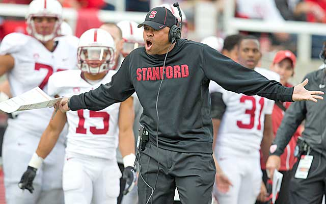 David Shaw thinks the SEC should move to an eight-game schedule like the Pac-12.    (USATSI)