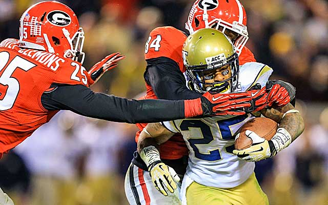 The ACC and SEC are planning more home-and-home series outside of rivalry mainstays like Georgia-Georgia Tech.    (USATSI)