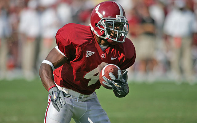Tyrone Prothro appeared headed to the NFL before a broken leg derailed his playing career. (Getty Images)
