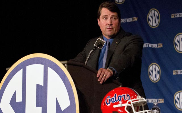 In his short time in the conference, Will Muschamp has seen that 'everything's possible' in the SEC.