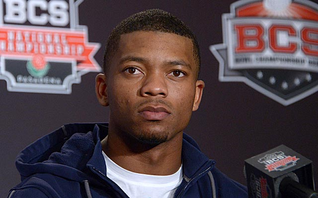 Nick Marshall could have spent Monday explaining his actions to hundreds of reporters. Oh, well.