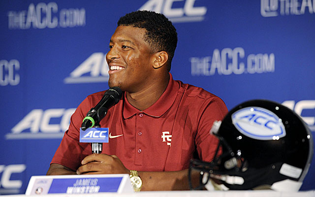 Jameis Winston returns to Florida State to defend the Noles' national championship. (USATSI)