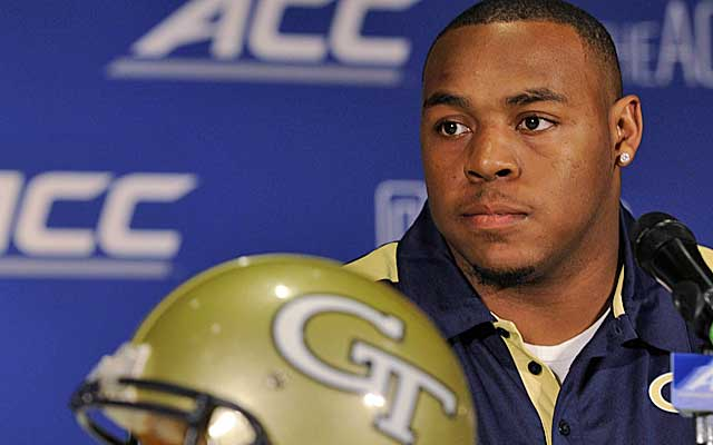 Shaquille Mason says he and his Georgia Tech teammates used to play EA Sports' NCAA Football every day.  (USATSI)
