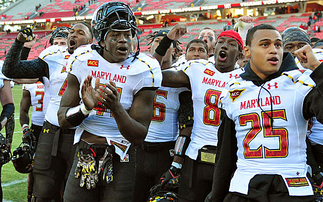 Will the additions of Maryland and Rutgers move the needle for the Big Ten? (USATSI)