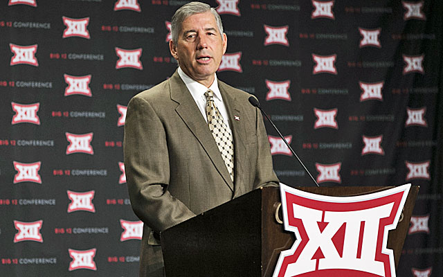 Big 12 commissioner Bob Bowlsby hasn't been shy in criticizing the NCAA. (USATSI)