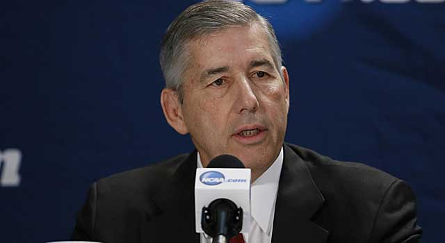 On O'Bannon, Bob Bowlsby says, 'there are issues that go beyond the current outcome.' (USATSI)