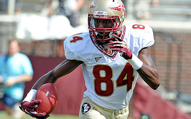 Isaiah Jones will practice with the Noles but won't be able to play.  (USATSI)