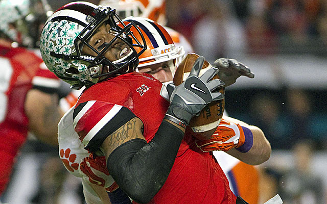 A season-ending injury to Braxton Miller changes the outlook for Ohio State. (USATSI)