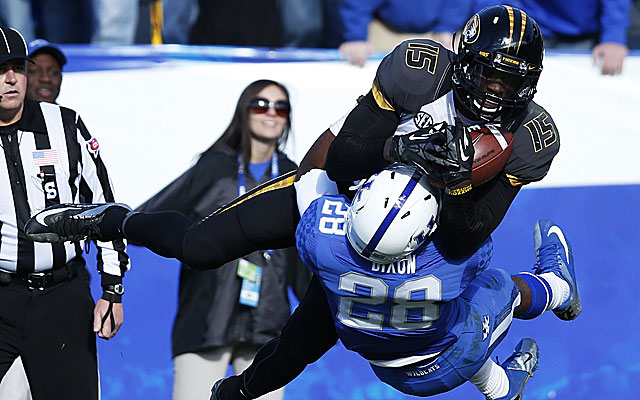 Dorial Green-Beckham has first-round talent.  (Getty)