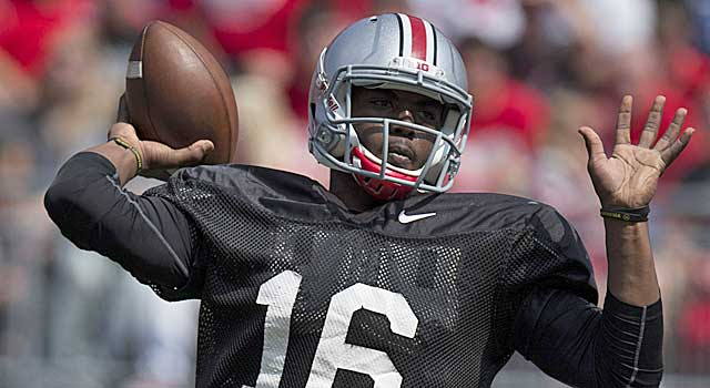 Is J.T. Barrett in the mold of other Urban Meyer-recruited quarterbacks? (USATSI)