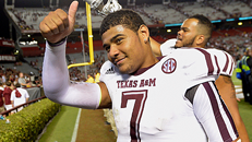 Hill, A&M shake up SEC