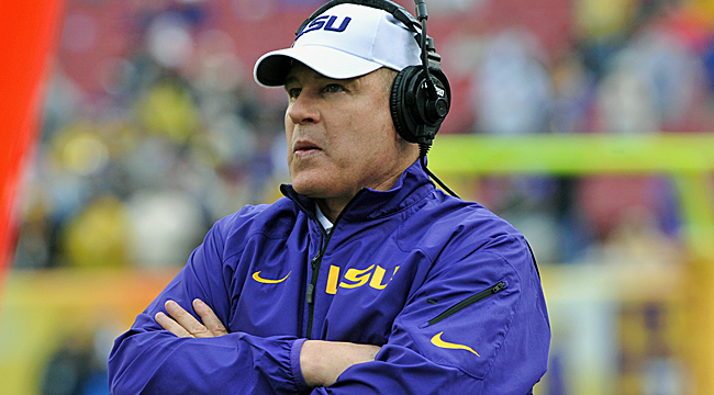 Follow LIVE: No.13 LSU vs. No. 14 Wisconsin