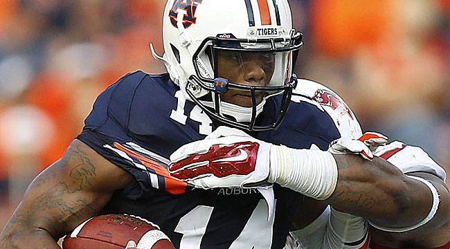 Tomorrow's Top 25 today: Auburn on move