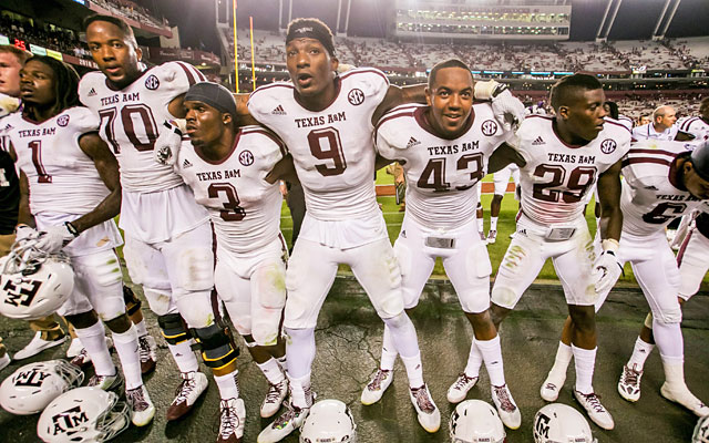 Texas A&M's victory proved there is life after Johnny Football (and Mike Evans, and Jake Matthews). (USATSI)
