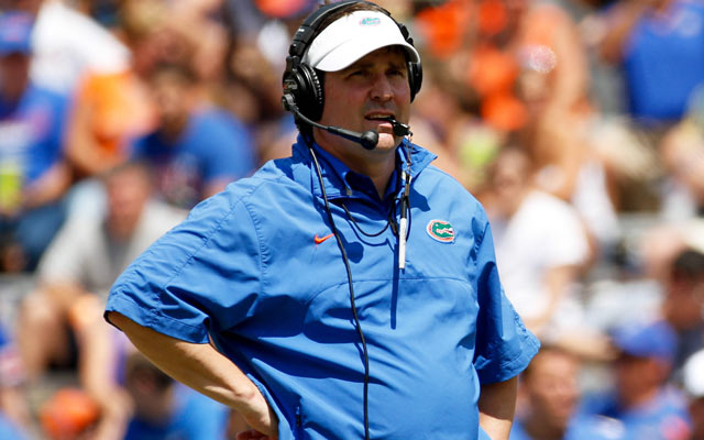 Will Muschamp might end up needing an extra win at season's end. (USATSI)