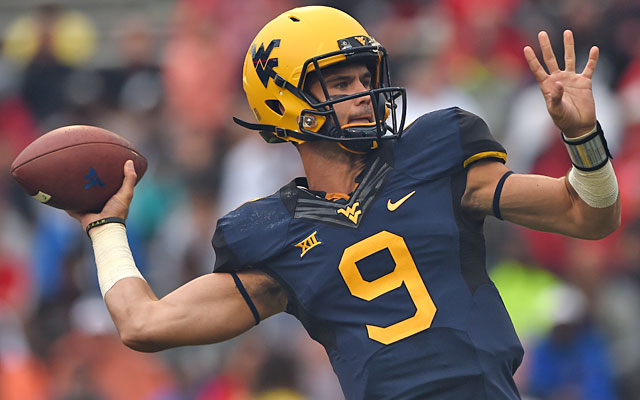 Clint Trickett retired from playing football due to concussions. (USATSI)