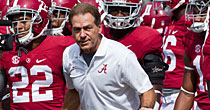 Nick Saban (USATSI)