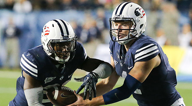 3:30 ET: Unbeaten BYU plays host to Virginia
