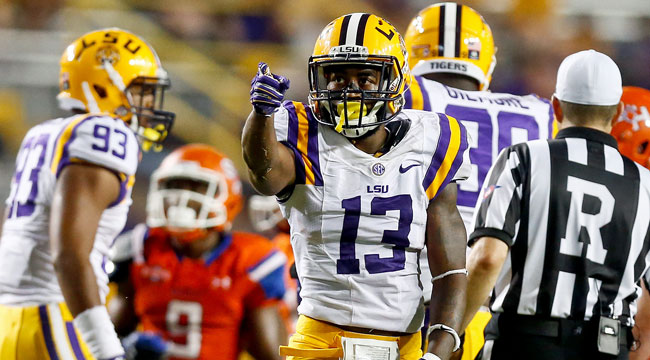 LIVE: Mississippi State jumps all over LSU