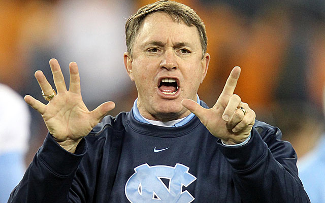 When a sympathetic counselor retired, Butch Davis faced a new set of realities at UNC.  (USATSI)