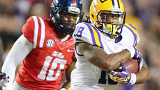 LSU beats Ole Miss