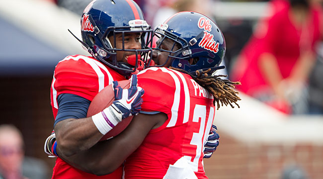 3:25 ET: Watch Ole Miss- Arkansas pregame show