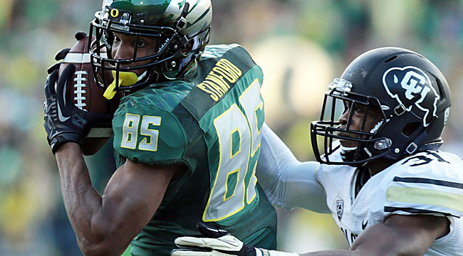 Top 25 forecast: Oregon stays firm with rout