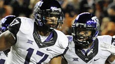 No. 5 TCU hammers Texas