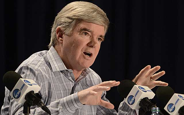 NCAA chief Mark Emmert tackles amateurism, O'Bannon and myriad topics. (USATSI)