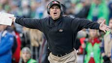 Harbaugh reportedly on to UM