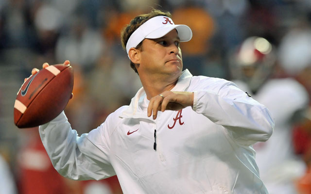 Lane Kiffin on working for Nick Saban: 'I would have paid him'
