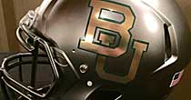Baylor helmet (provided)