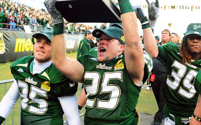 Joel Miller (25) is still haunted by the aftermath of the Jim Leavitt incident. (Getty Images)