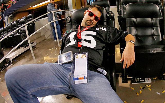 Attendance might be slipping, but some fans say the time of games isn't a factor. (Getty Images)